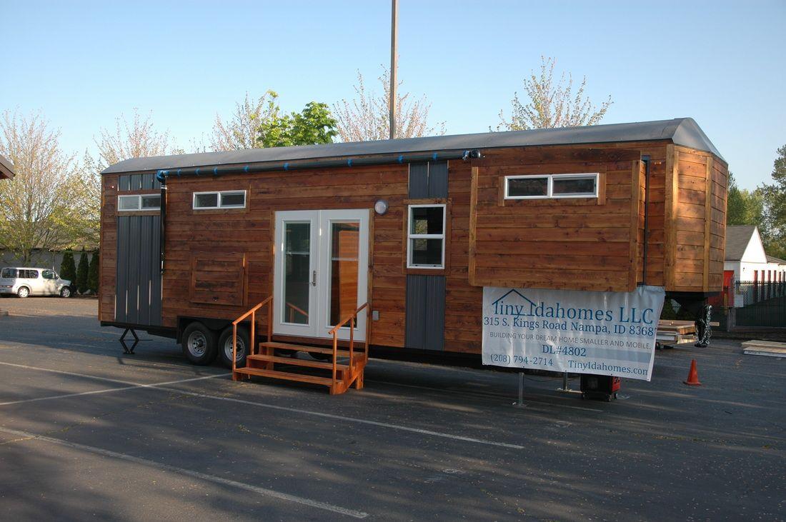 custom tiny house trailer. Tiny House Photos - Idahomes LLC Custom Home Design And Manufacturing Trailer