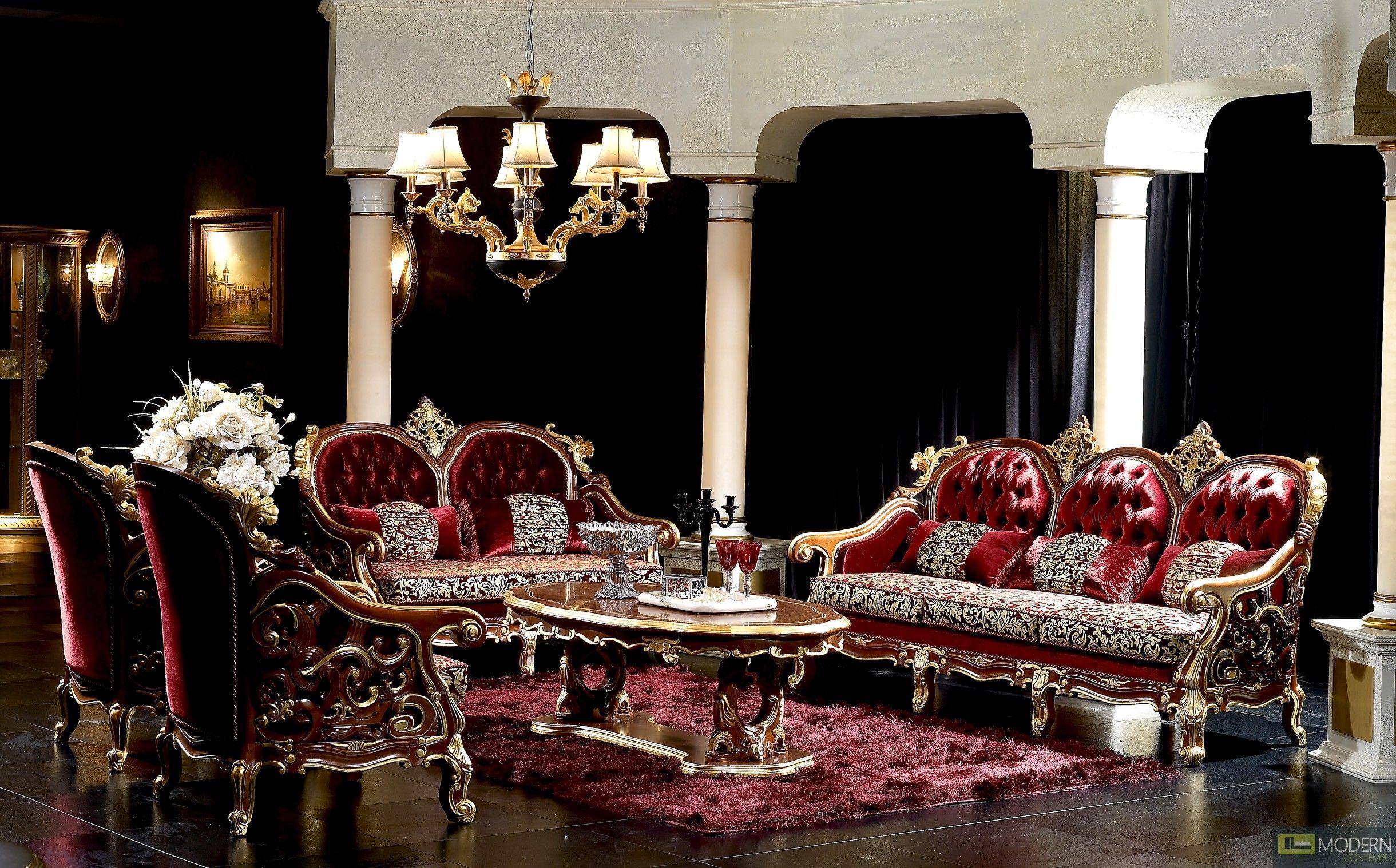 Moderncontempo com media catalog product cache 1 image c0b1f16c0eb3f2539abc28fa66e4e62a s b sb25 sofa set brown 1 jpg living room