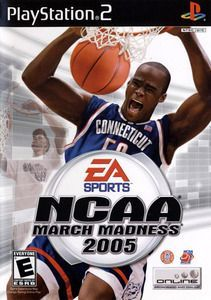 Ncaa March Madness 2005 Ps2 Game