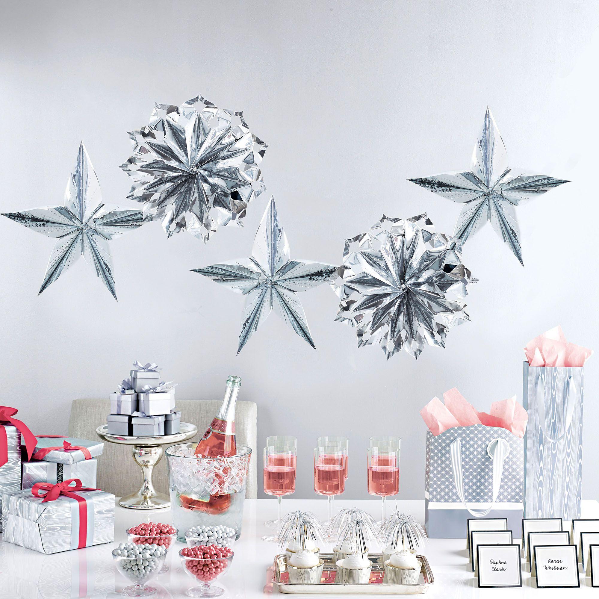 martha stewart for jcp foil decorations | craft supplies | Pinterest ...
