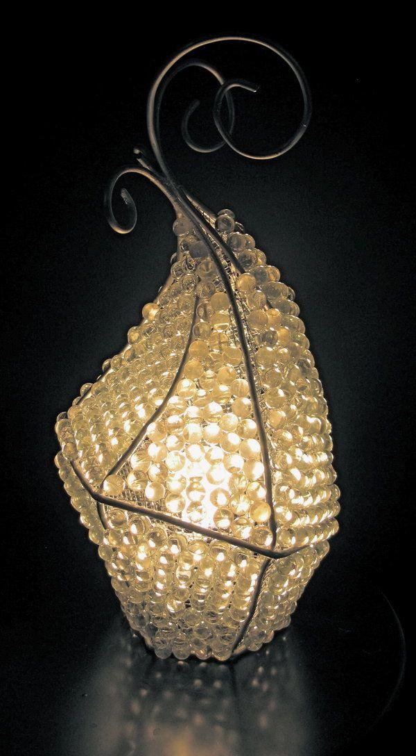 Light sculpture by cfigue assignment basically create a