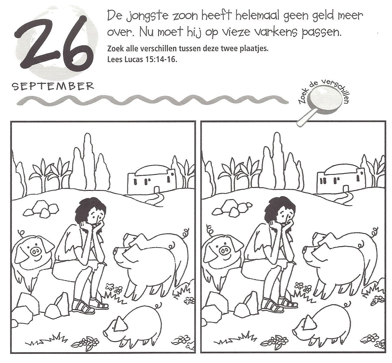 15 Prodigal Son Coloring Pages Preschool