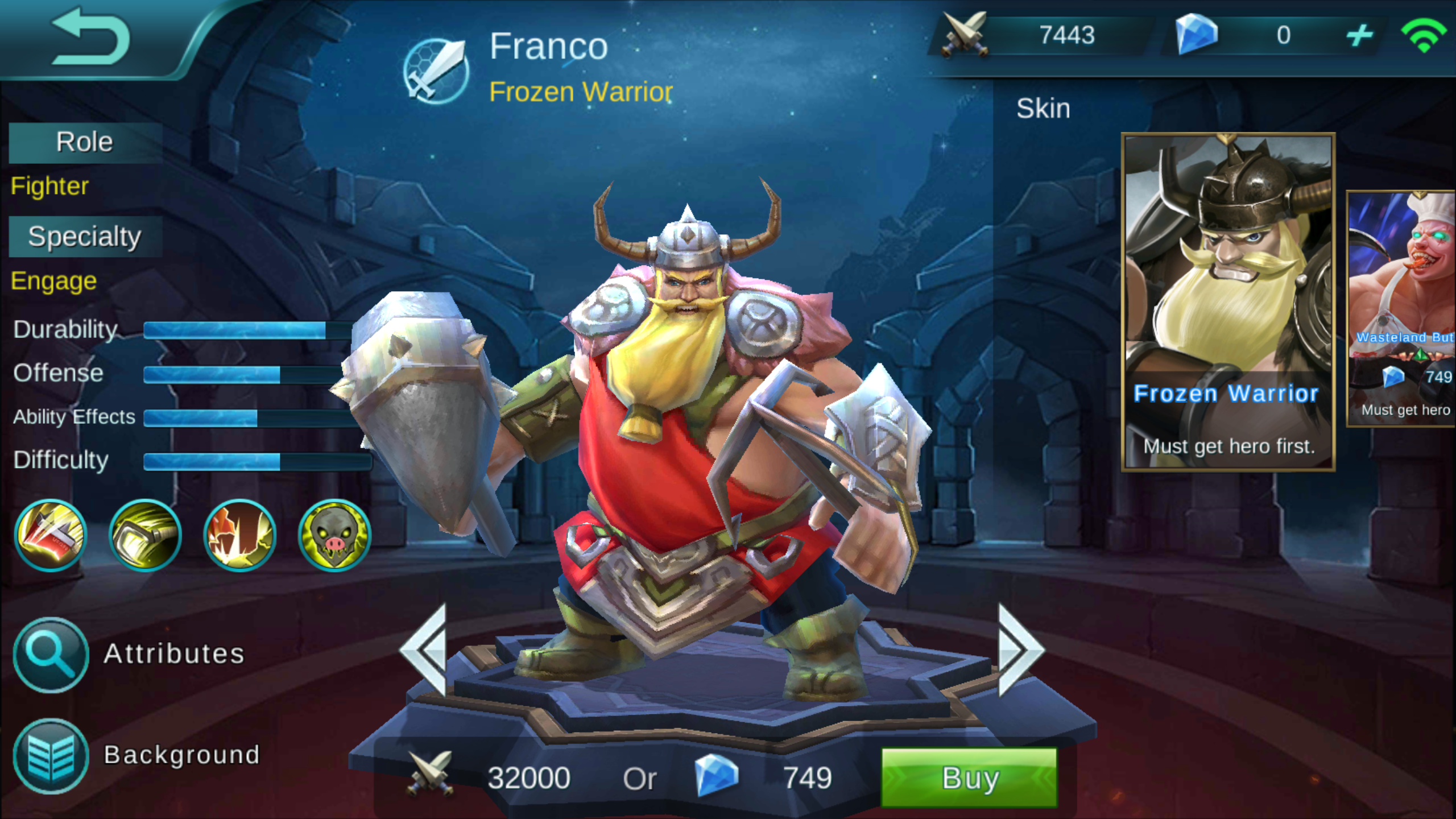 Pin Di Mobile Legends