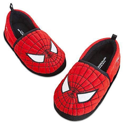 Spider-Man Kids Slippers