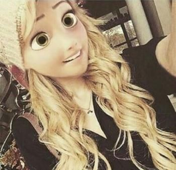 foto de Les princesse Disney version swag Princesse disney swag