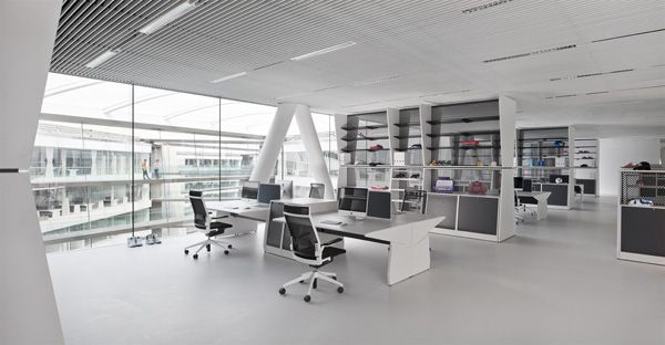 Office Tour Adidas Herzogenaurach Headquarters Office
