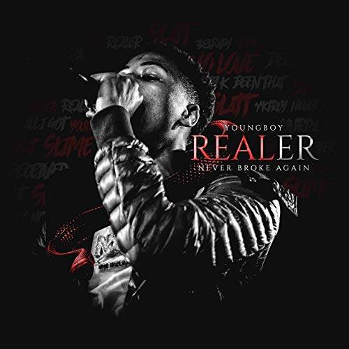 Realer Nba Youngboy Front Cover Realer Nba Youngboy Google Search Music Album Cover Rap Album Covers Best Rap Songs