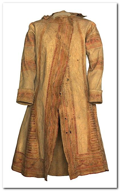 Rifleman Hunting Frock Pattern Make Your Own Fringed Leather Coat