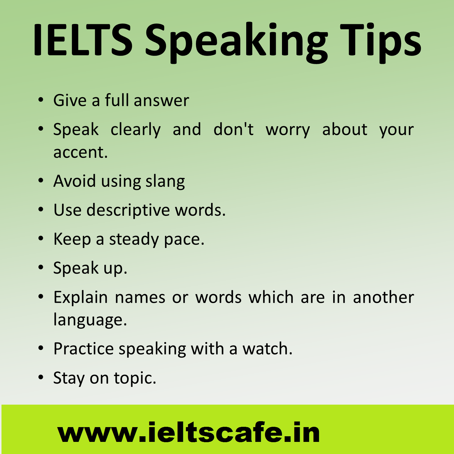 Dating website ielts speaking topic