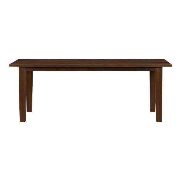 The Mango Wood Farmhouse Table From Crate And Barrel It Kills Me