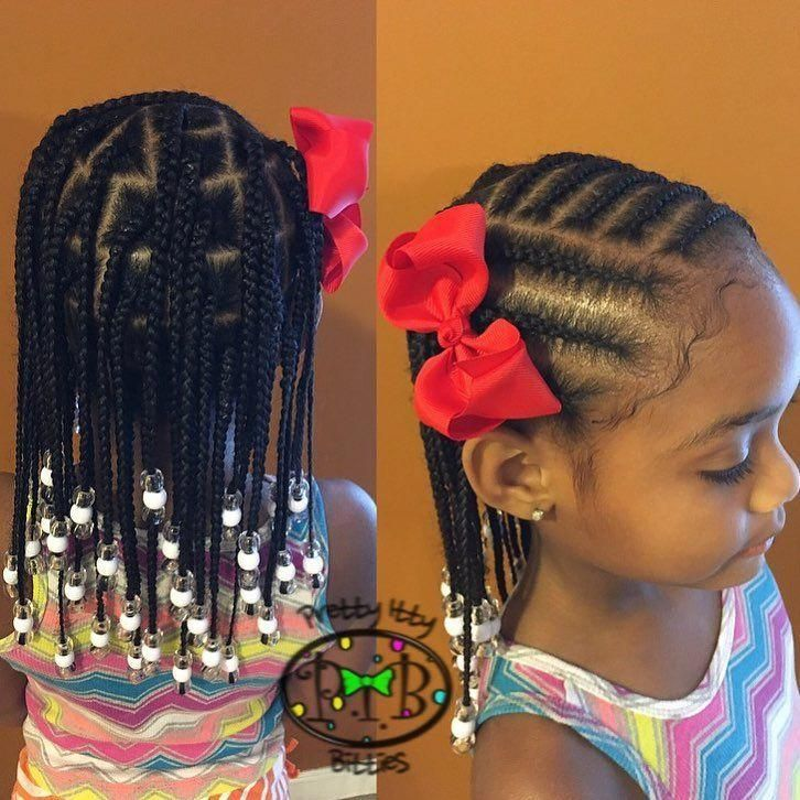 Cornrows And Box Braids - Box Braidhai Braidhairstylesforkids - Hair Beauty