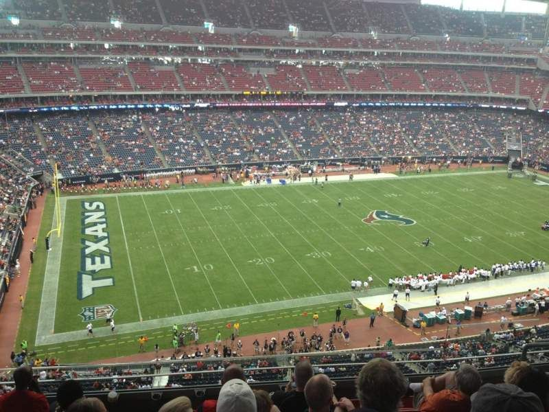 Seating View For Nrg Stadium Section 538 Row M Seat 7 Nrg Stadium Stadium The Row