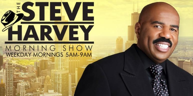 hear todays rb and throwbacks chicago only on iheartradio listen to the steve harvey