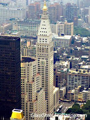 Metropolitan Life Insurance Company Tower New York Life