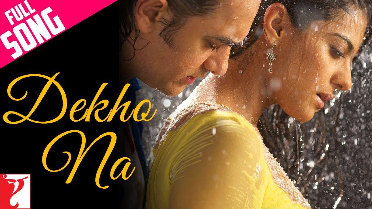 Dekho Na Full Song Fanaa Aamir Khan Kajol Songs Bollywood Music Videos Bollywood Music