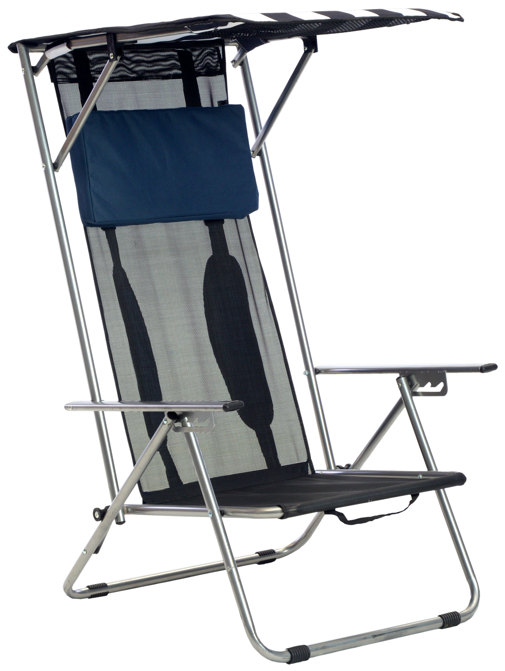 Free 2day shipping. Buy Beach Recliner Shade Chair Navy
