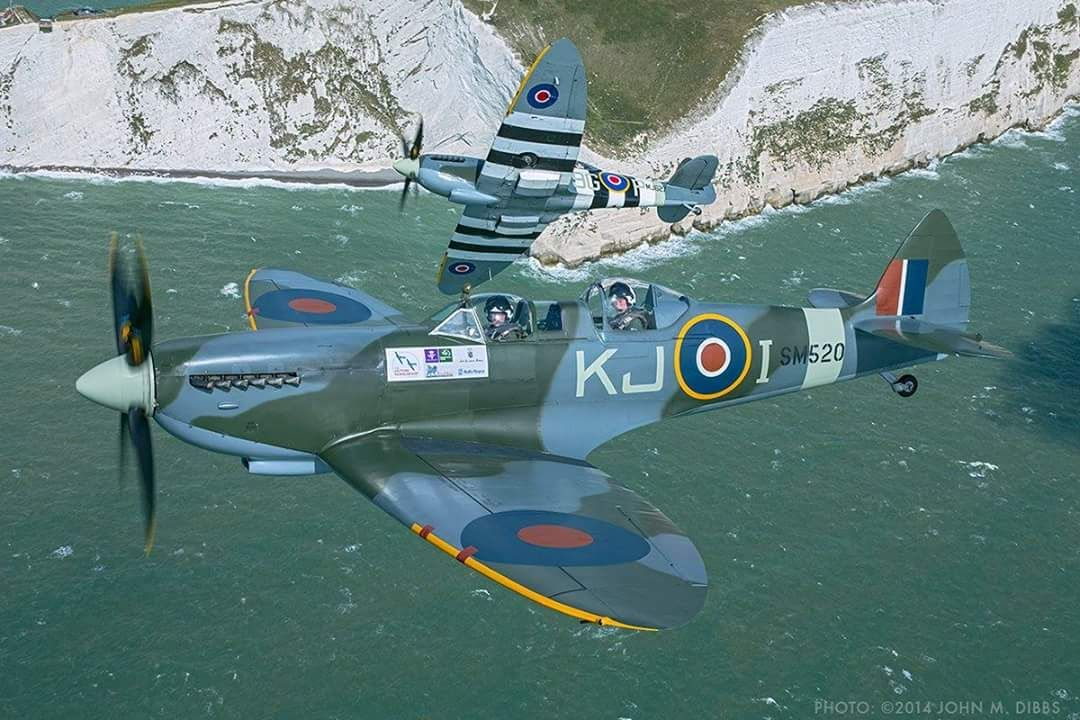 The Two Seater Spitfire - This is on my wish list to do (once I won the lottery!)