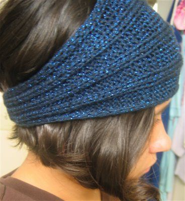 Free Knitting Patterns Head Warmers Heres A Knitted Reversible