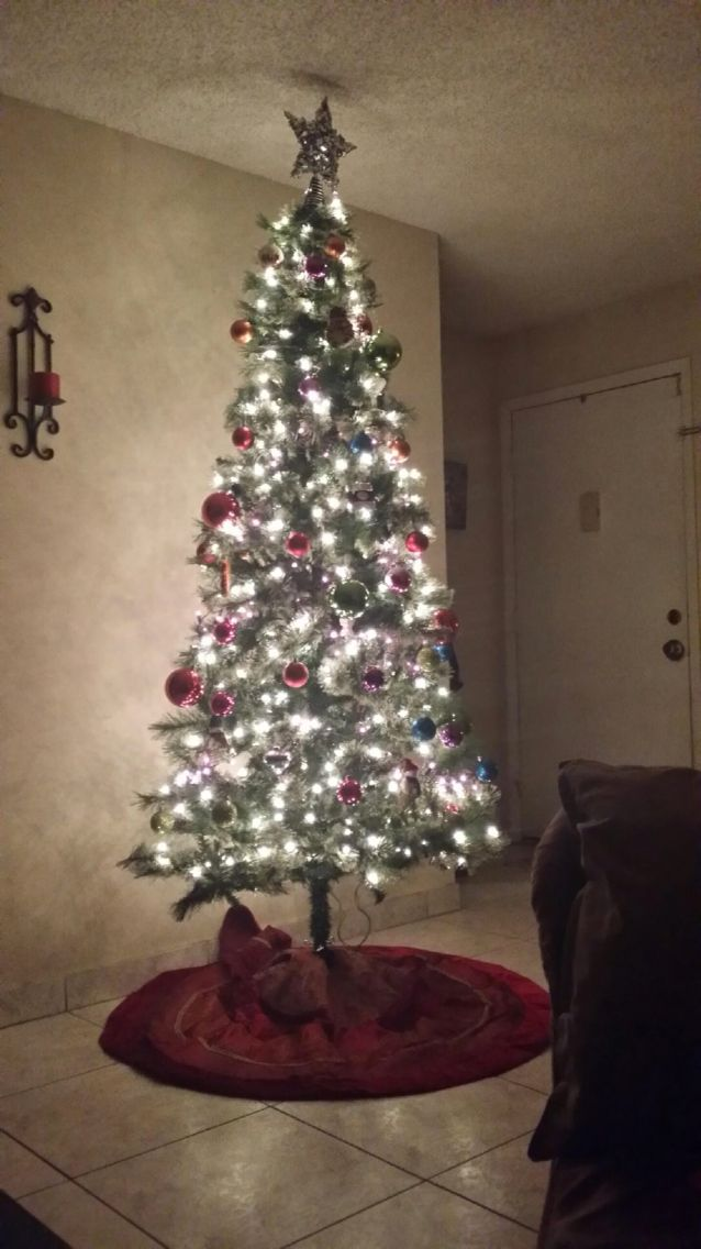 Our family Christmas Tree 2014