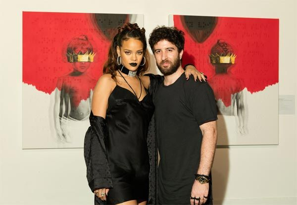 Rihanna Reveals Title and Cover Art for New Album | MetroLyrics