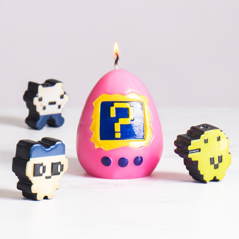 Hatching Virtual Pet Candle Firebox Virtual Pet Candles