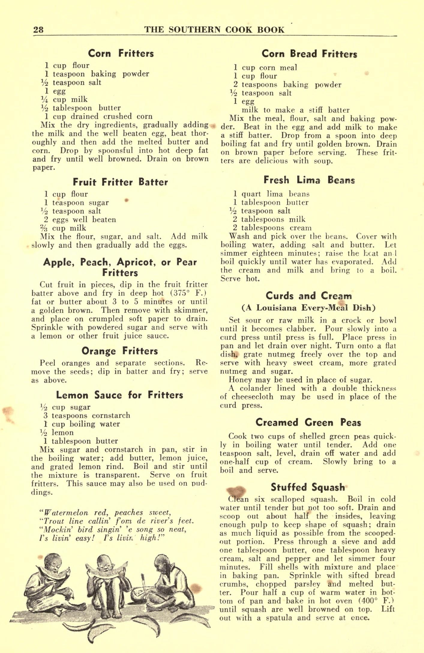 Photo of The Southern cook book of fine old recipes : Lustig, Lillie S, ed : Free Download, Borrow, and Streaming : Internet Archive