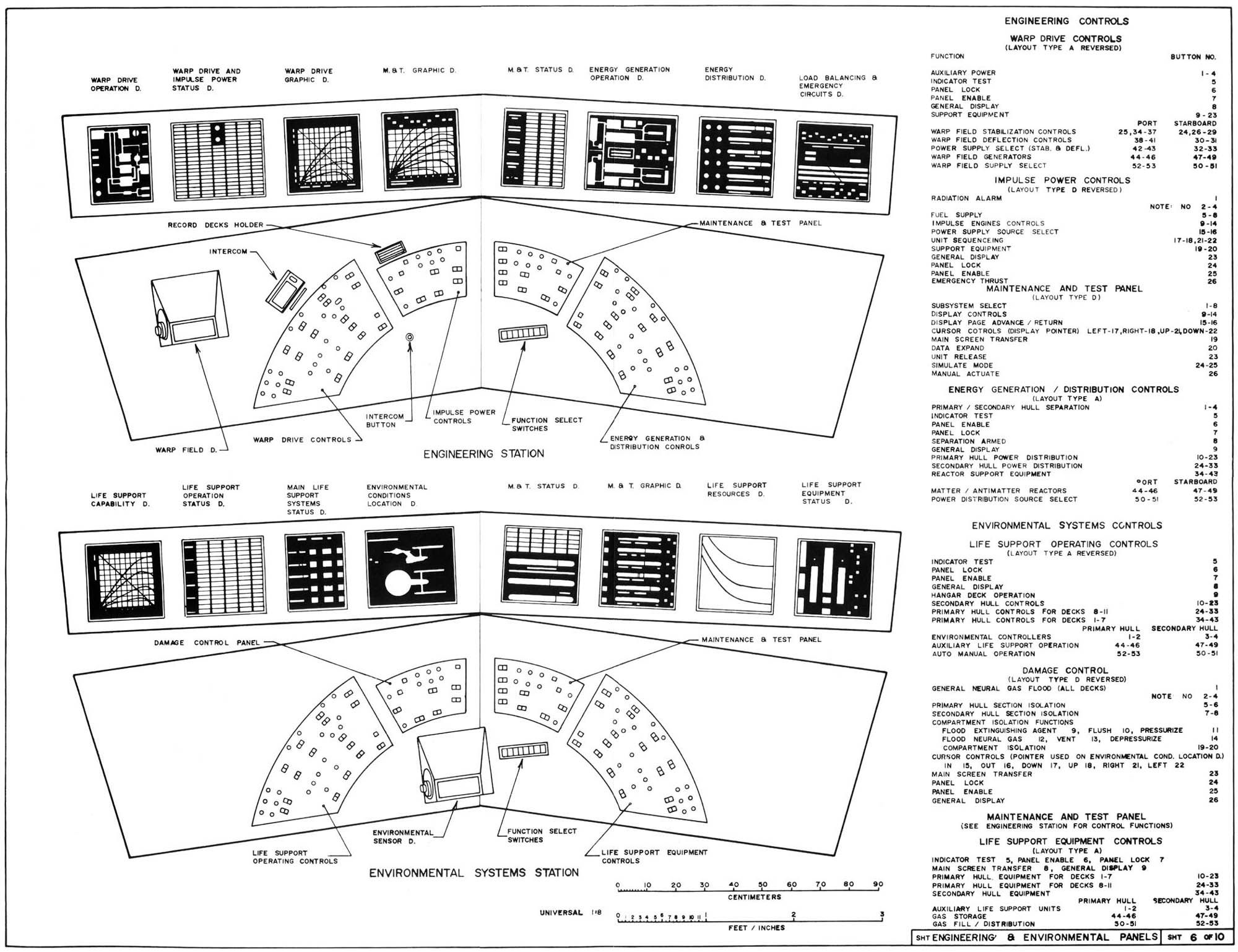 Star Trek Lcars Picard | Wiring Diagram Database