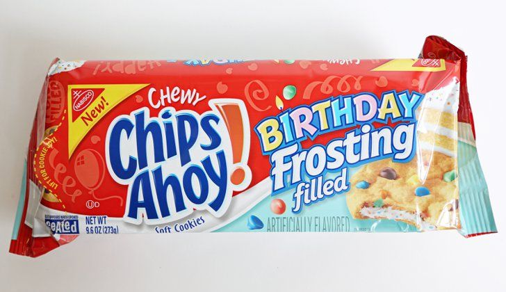 Awesome Chewy Chips Ahoy Birthday Frosting Filled With Images Chips Funny Birthday Cards Online Eattedamsfinfo