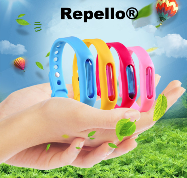 Repello Human Anti Flea Tick Mosquito Bracelet Advanced Protection With Images Mosquito Natural Mosquito Repellant Mosquito Repellent