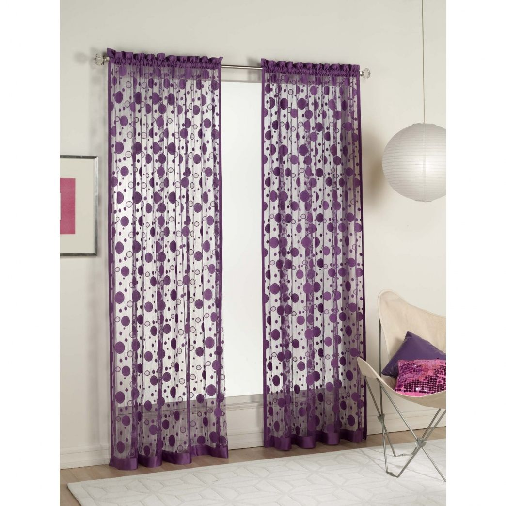 Awesome Purple And White Bedroom Curtains Check More At Http Maliceauxmerveilles