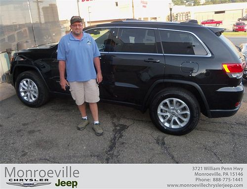 Monroeville Chrysler Jeep Would Like To Say Congratulations To