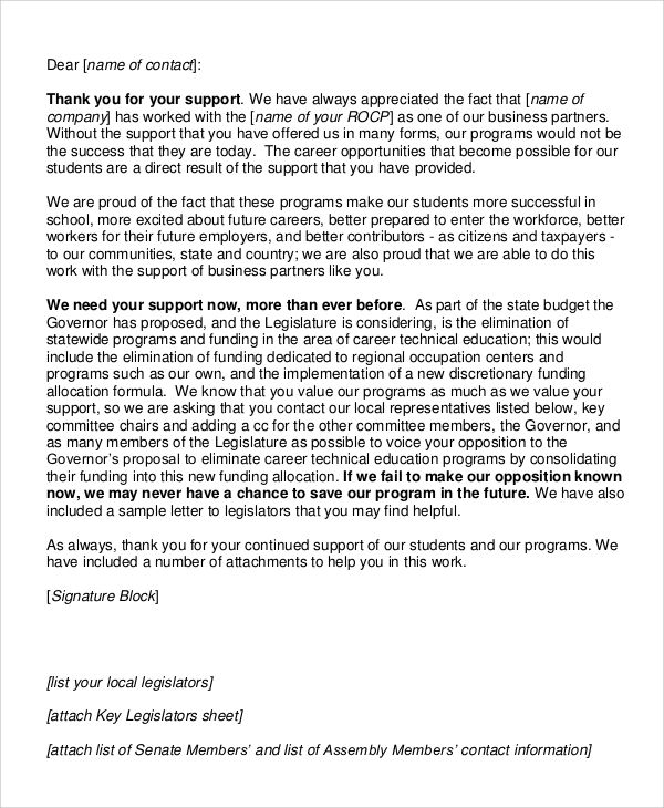 sample business thank you letter examples pdf word after meeting - business thank you letter