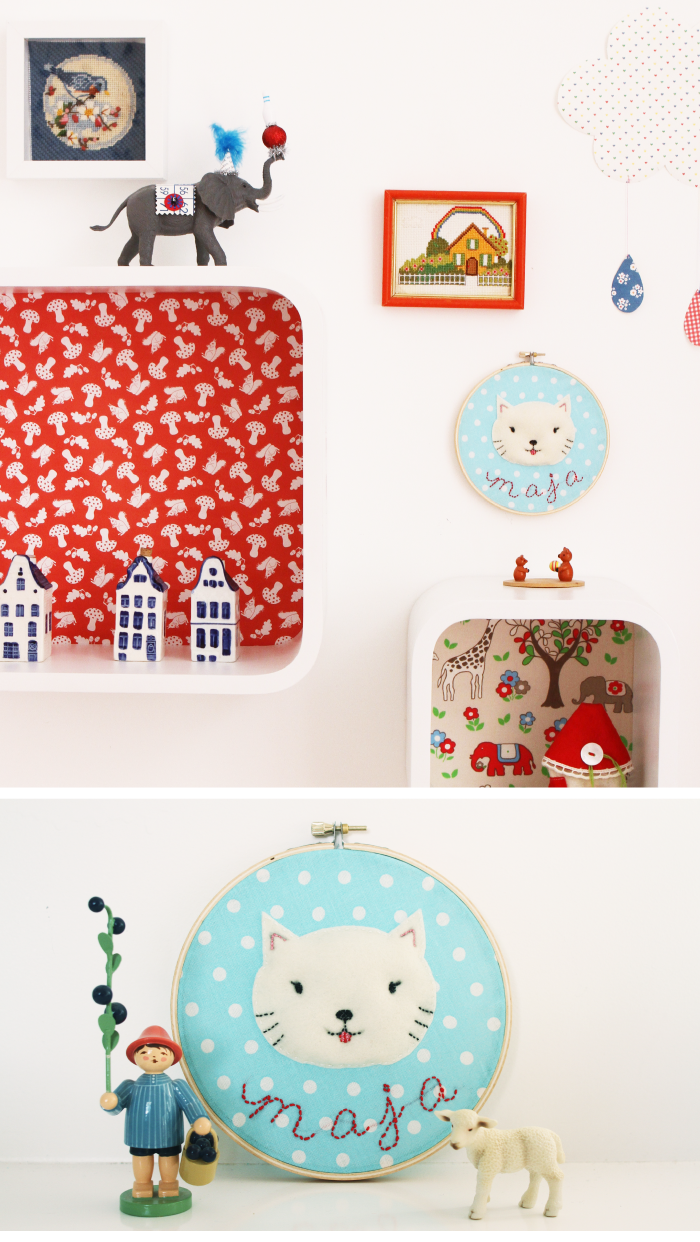 ABSOLUTELY loving Meta's new blog: One More Mushroom : interior design for children.
