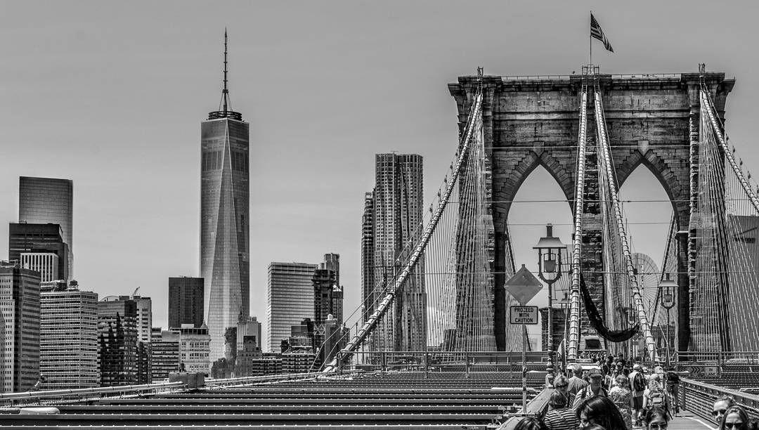Argott Photograhy On Instagram Because I Wanna Go Back Brooklyn Bridge Nyc Usa Blackandwhite Bnw Noiretblanc Skyline Brooklyn Bridge Nyc Brooklyn
