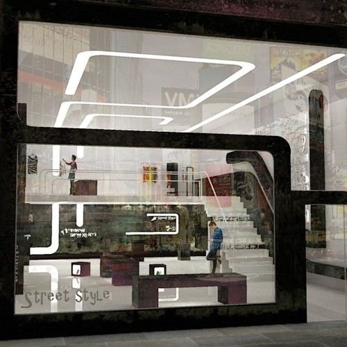 Shop Front Design Retail: Glass Shop Facade - Google 検索