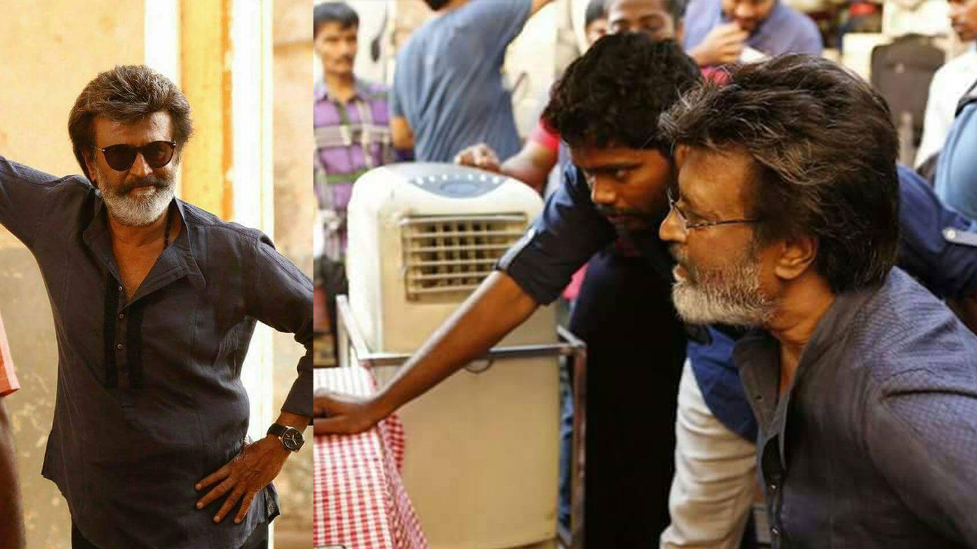 Shooting Of Rajinikanth's Movie 'Kaala' Begins