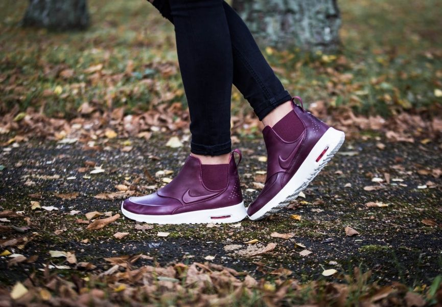 Nike Air Max Thea Mid Wmns Ale Brown Sail Junior Kinder