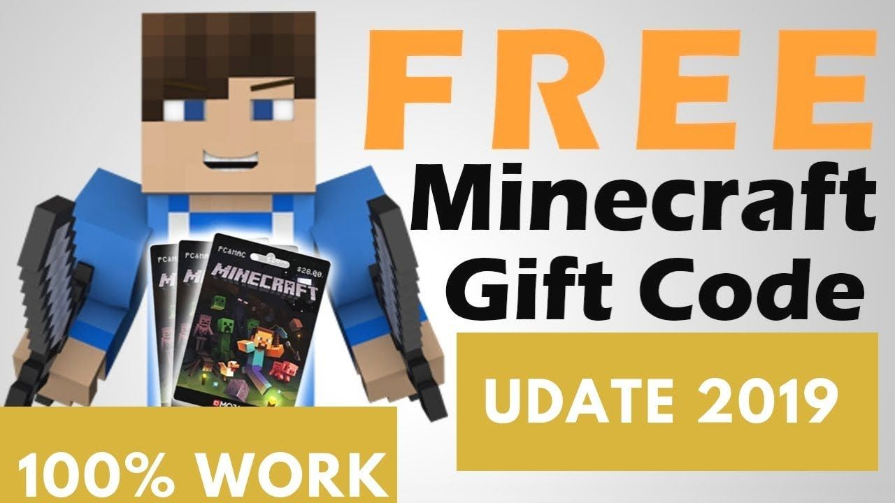Minecraft gift card - Minecraft gift card free ( 2019) | gift free