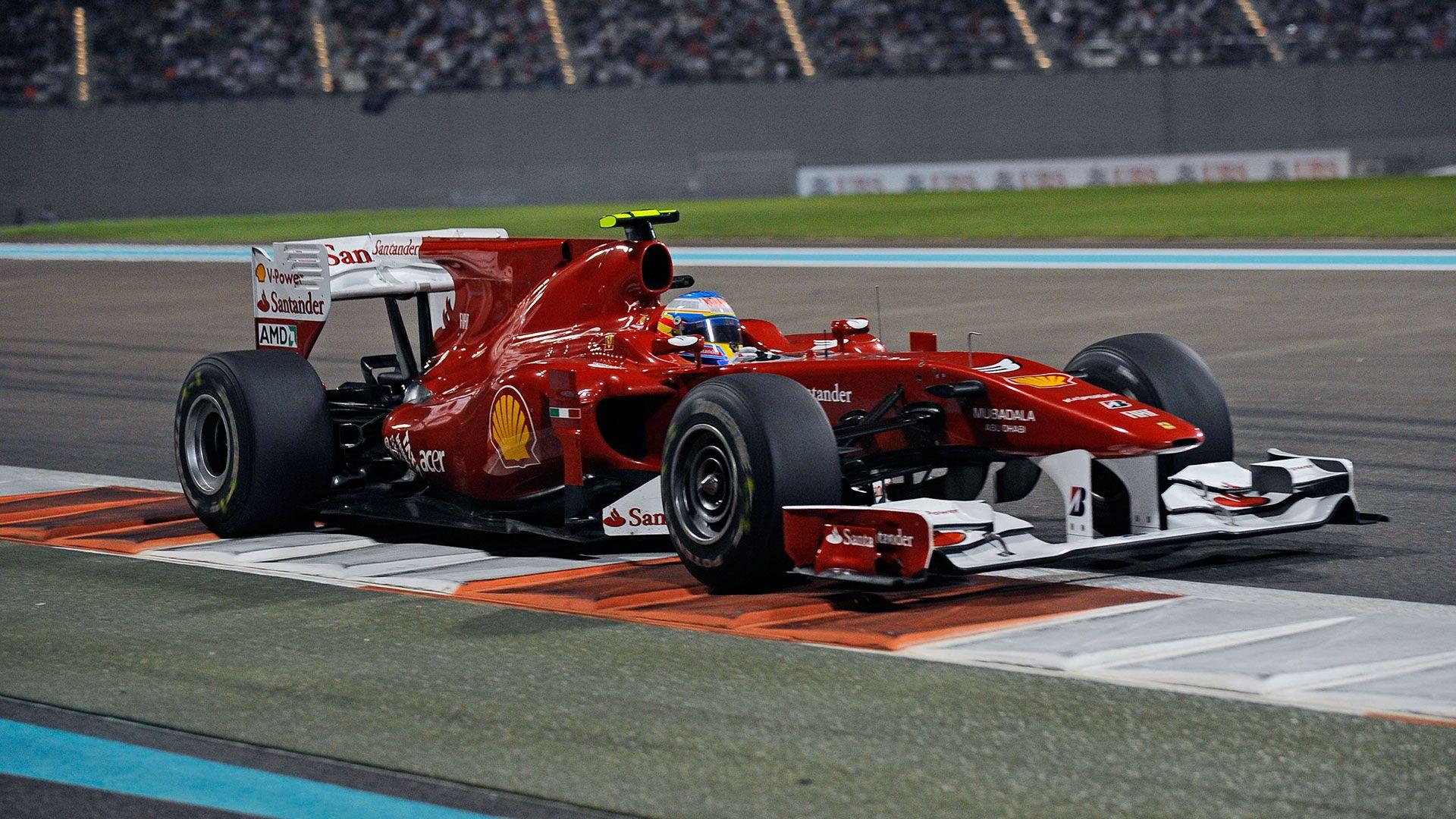 HD Wallpapers 2010 Formula 1 Grand Prix of Abu Dhabi F1