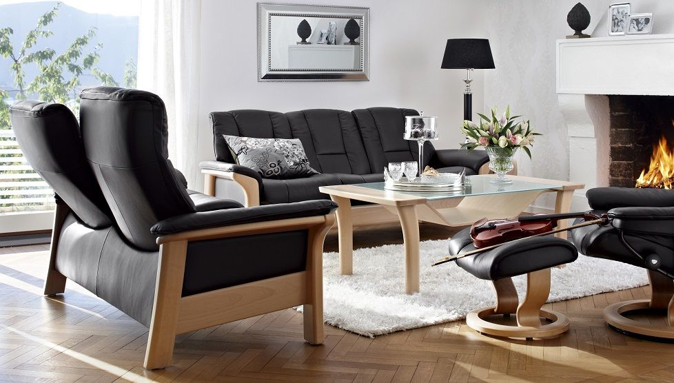 Stressless sofas and recliners at sheffield furniture - Sheffield furniture and interiors ...