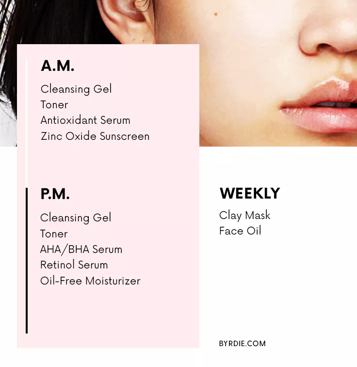 The Exact Regimen You Should Be Following for Your Skin