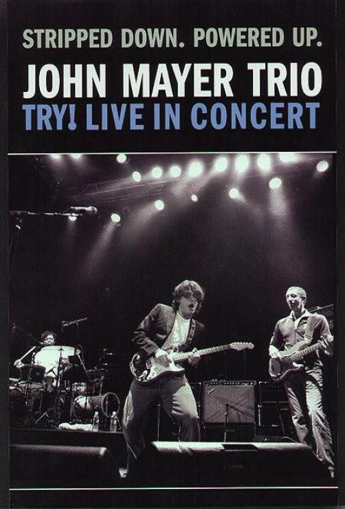 john mayer 3 poster lot