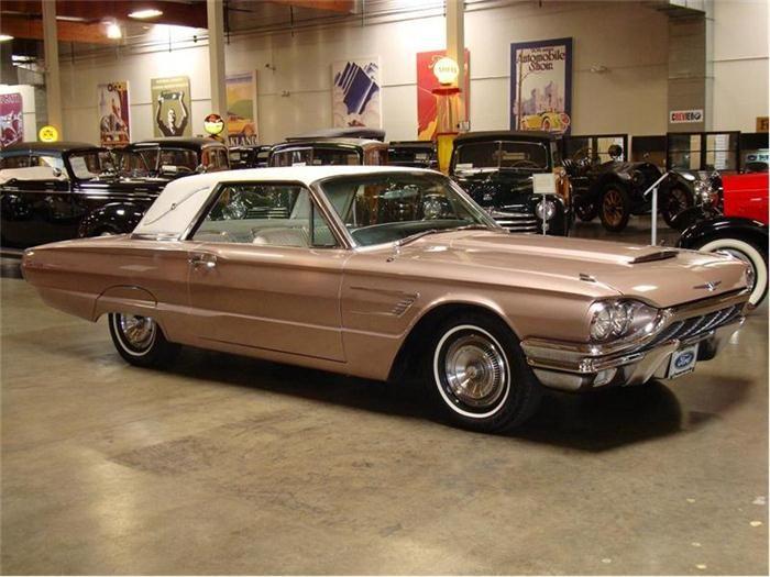 1965 Ford Thunderbird Landau Hardtop We Have One In Bandera That