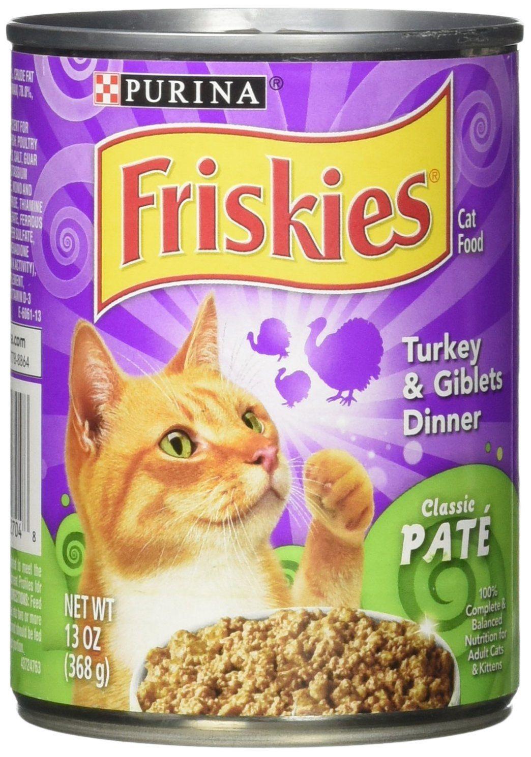 Mix Cat Breed In 2020 Purina Friskies Friskies Canned Cat Food