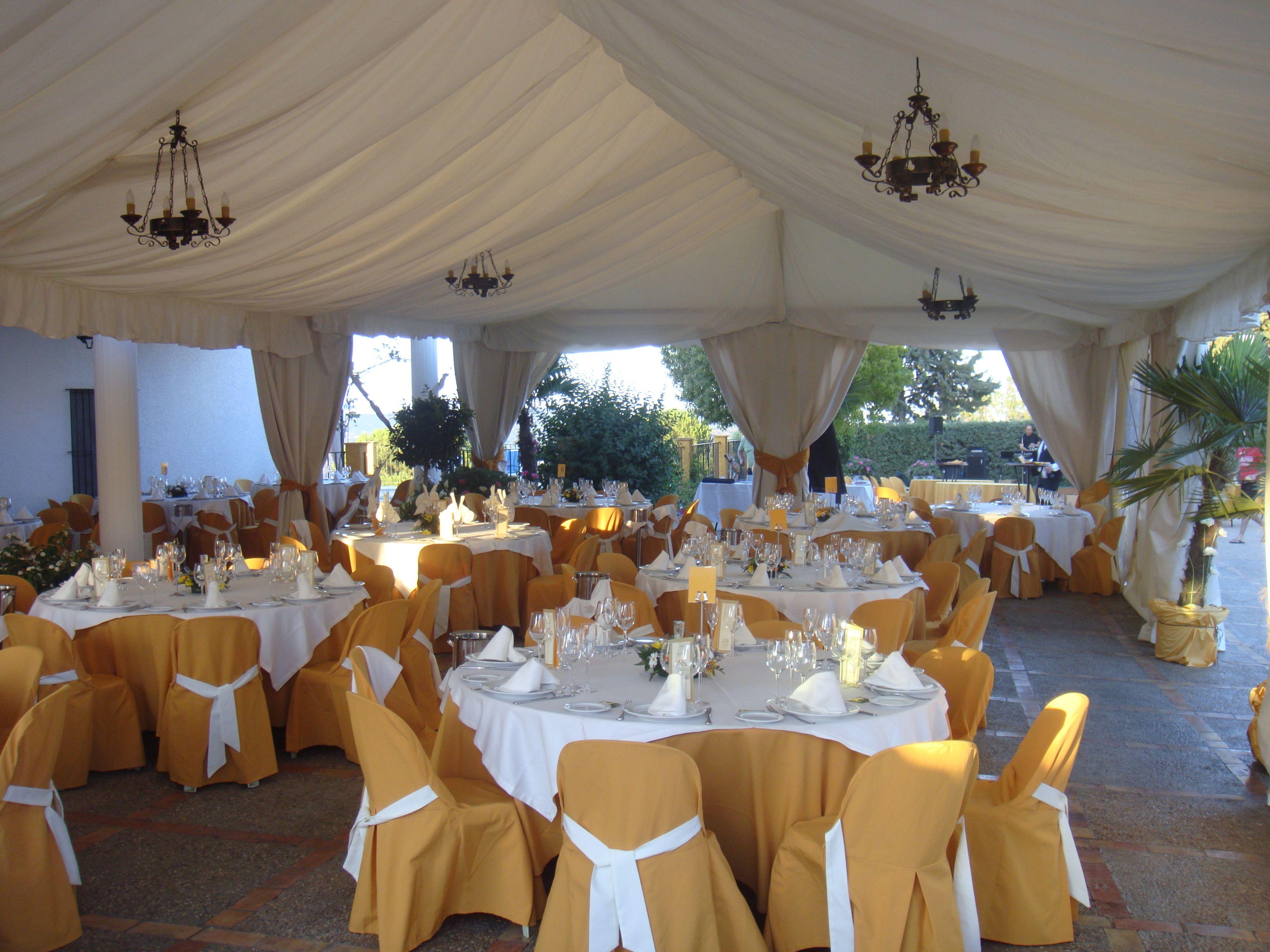 Carpas para bodas 2 beach wedding ideas pinterest - Decoracion de carpas para bodas ...