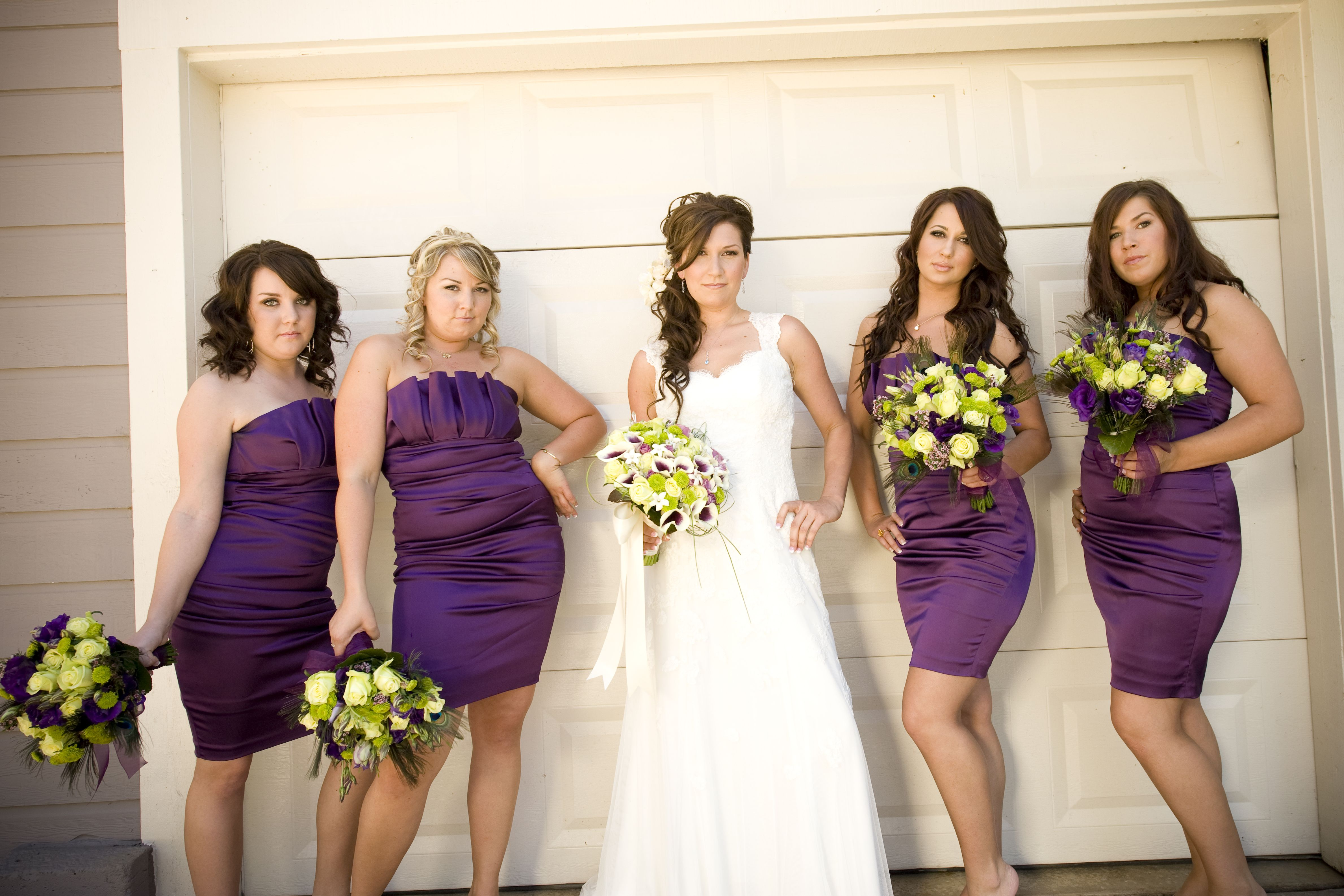 My big fat gypsy wedding dress with lights  New Bridesmaid dress inspiration Throw some peacock feathers in the