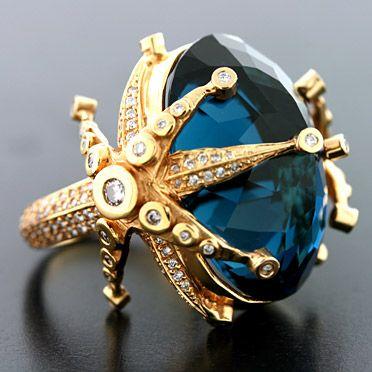 Colette: Cosmique ring