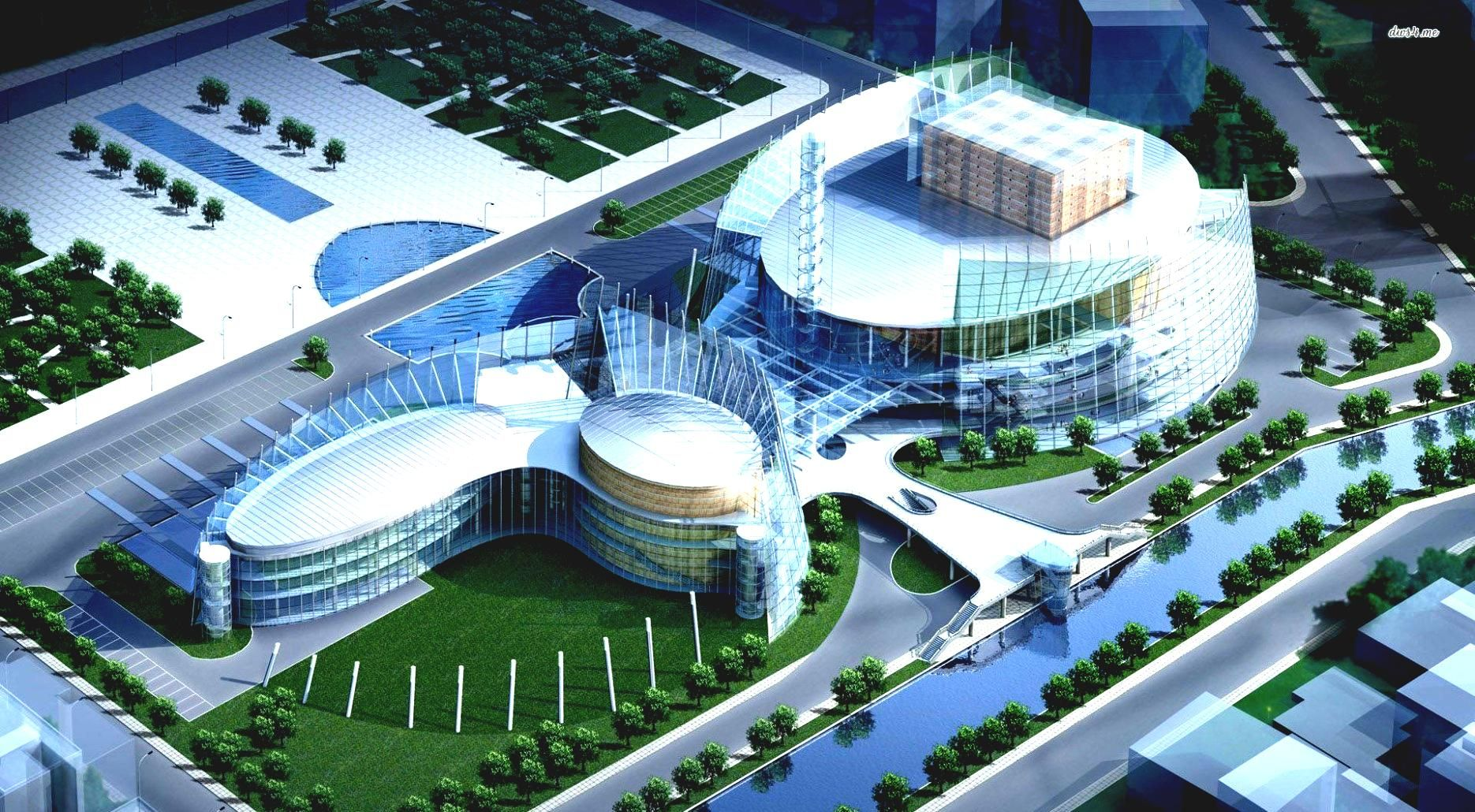 future architectural designs buildings best green house homelk ...