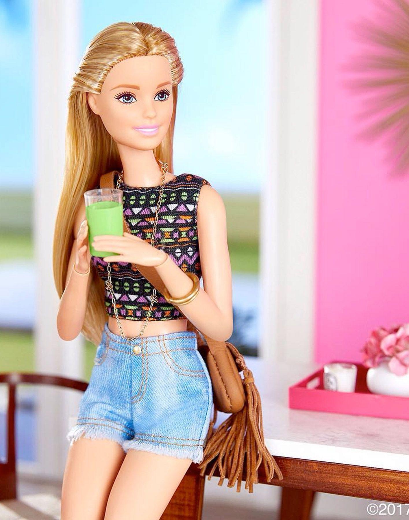 ¡Este es el apellido de Barbie! #barbie