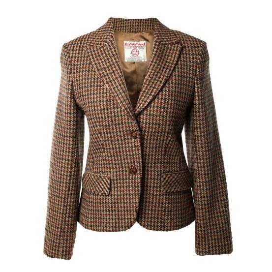 Harris Tweed Ladies Tammy Jacket | Outfits | Pinterest | Harris ...